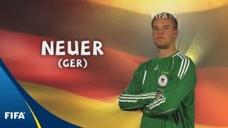 Manuel Neuer - 2010 FIFA World Cup