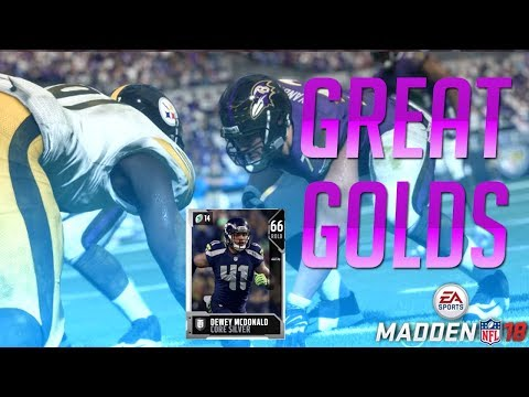 Madden 18 Tips - Best MUT Budget Defensive Players!