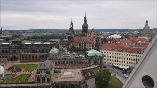 WochenKurier Dresden über den Dächern der Stadt