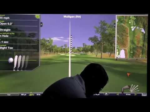 Golf Simulator Par 3 Challenge (Sawgrass, Old Course, Torrey Pines)