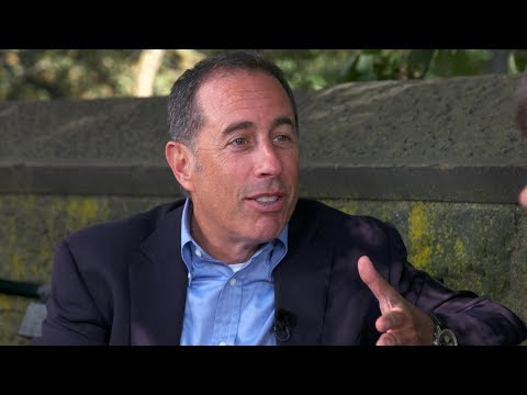 Inside the mind of Jerry Seinfeld and his latest project | ABC News