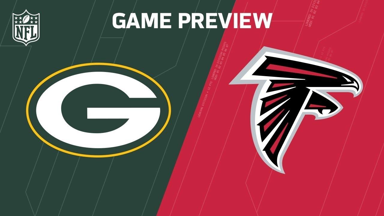 Atlanta Falcons @ Green Bay Packers - Monday, October 5 ...