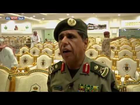 فيديو .. السعودية : عرض عسكري مهيب في مكة استعدادا لحماية الحجاج
