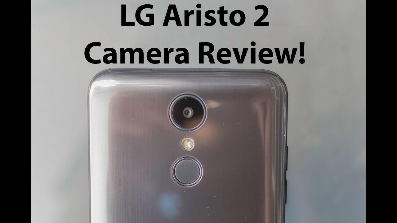 LG Aristo 2 Camera Review