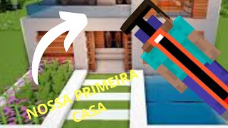 Construí minha casa-minecraft the jorned#4