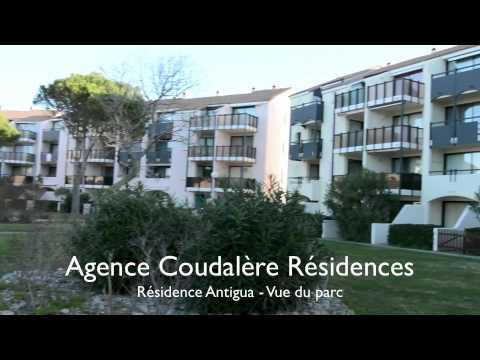Résidences Antigua - Cap Coudalere - Le Barcarres