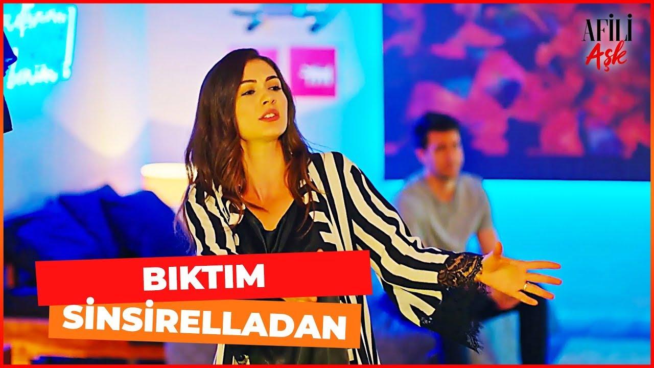 Ayşe, Kerem'i Ceyda'dan Kıskanıyor - Afili Aşk 16. Bölüm