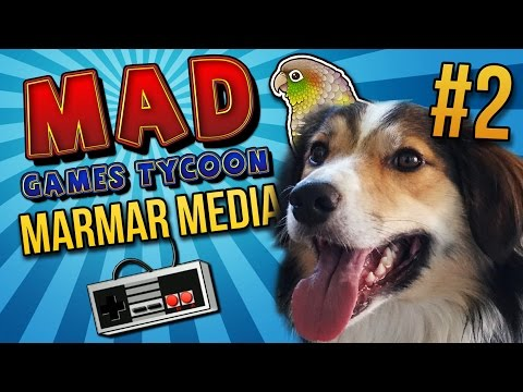 NO MAN'S DERP ★ Mad Games Tycoon Ep. 2 (Mar Mar Media)