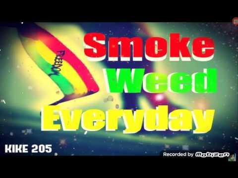 smoke weed everyday original music
