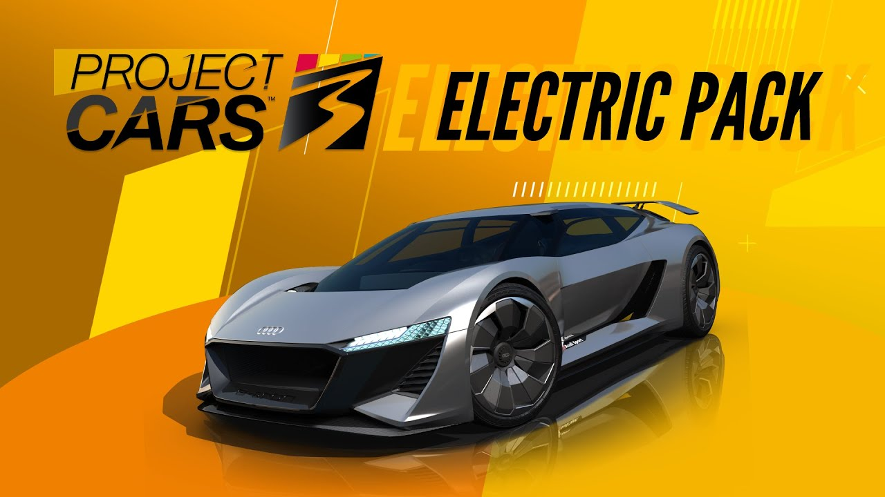 Project CARS 3 - Electric Pack DLC Trailer (4K) - YouTube