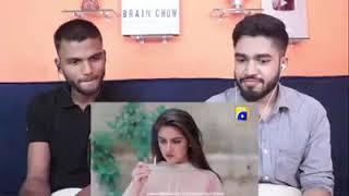 Gambar cover INDIANS react to Deewangi | OST | Sahir Ali Bagga | Danish Taimoor | Hiba Bukhari | Har Pal Geo
