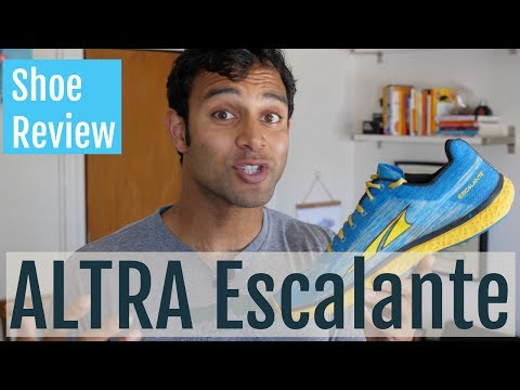 Shoe Review | Altra Escalante