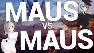 Maus VS Maus - World of Tanks Vs War Thunder [+MAUS SONG]
