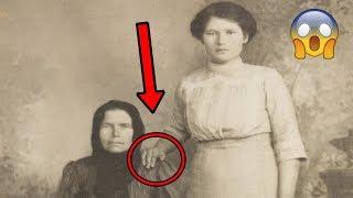 ¿Sabes porque en las fotos antiguas la gente solía adoptar esta postura?… ¡Imposible imaginarlo!