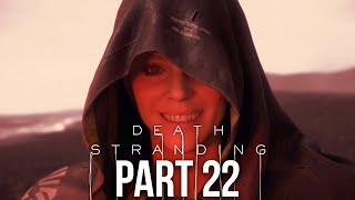 DEATH STRANDING Gameplay Walkthrough Part 22 - EDGE KNOT CITY (Full Game)