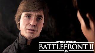 Schönling Luke 🎮 Star Wars: Battlefront 2 Kampagne #4