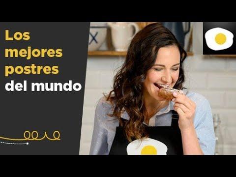 Los Mejores Postres Del Mundo Estreno En Canal Cocina Youtube