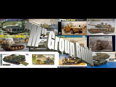 """""""M"""" Group Build Entry & Package Unboxing from Steve Mottram!"""