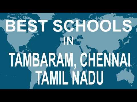 Best Schools Around Tambaram, Chennai, Tamil Nadu CBSE, Govt, Private, International | Total Padhai