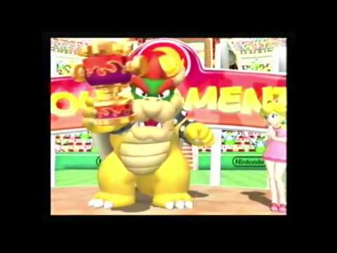 Scott Burns Character Voice as Bowser for Nintendo's Super Mario Games