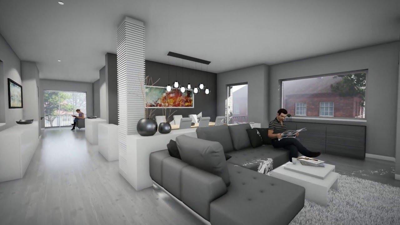 Custom interior design ristrutturazione appartamento a for Interior design roma