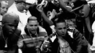 Gansta Zone remix   Daddy Yankee fet El Father, Yomo, Arcangel y De la Ghetto