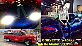 Mostrando MI CORVETTE 2019 Y CHEVROLET 454ss 1990|MarkitosTOYS