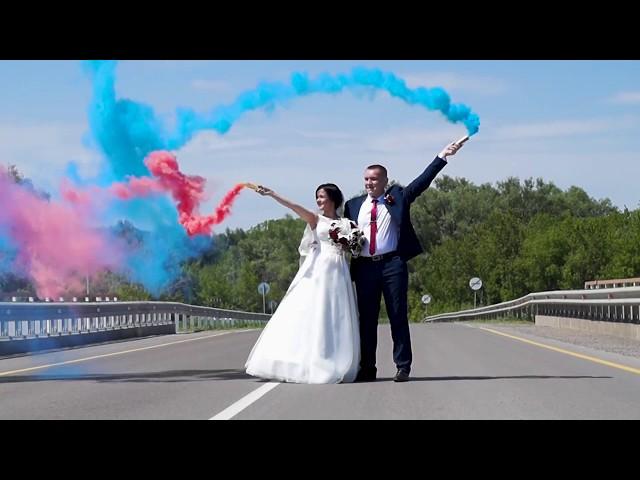 Иван и Олеся 2018.06 (клип)