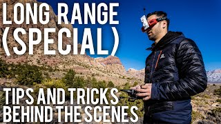 Epic Long Range Drone Flights and Tips from Gab707 and Jet