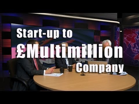 BCL09 From Business Start up to a Multimillion Pound Company