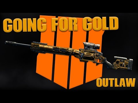 FASTEST WAY TO GET OUTLAW GOLD | GOING FOR GOLD – BO4