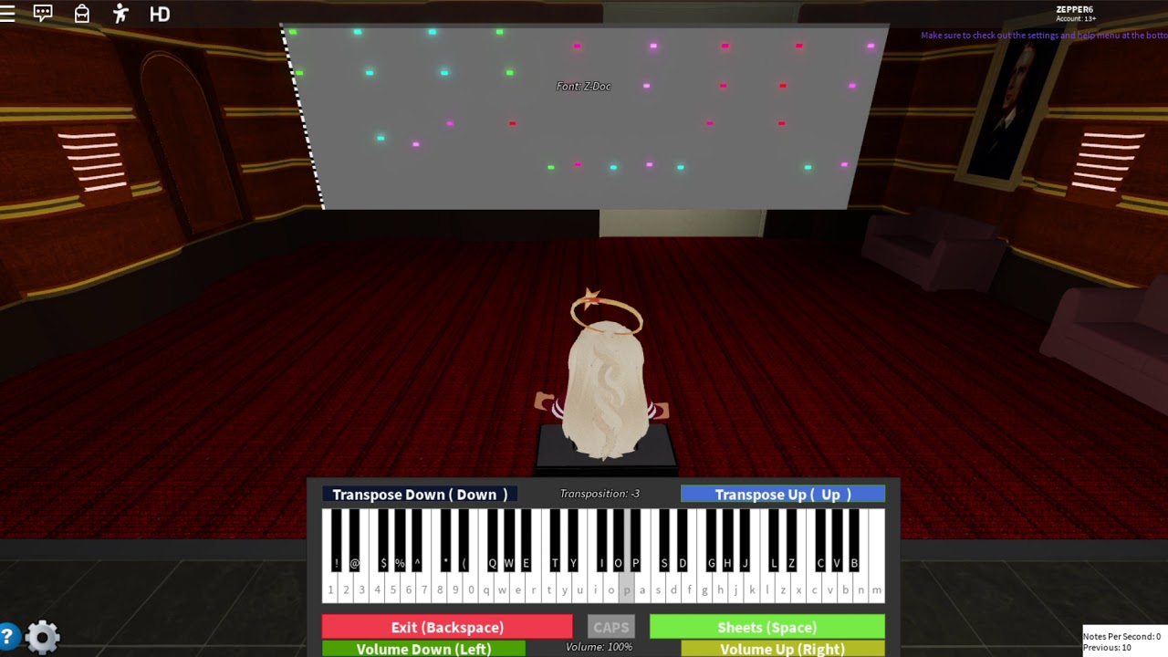 Coffin Dance Astronomia 2k19 Stephan F Roblox Piano Youtube