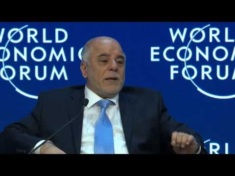 Davos 2015   A Vision for Iraq - Prime Minister Al Abadi