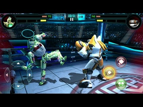 Real Steel World Robot Boxing Android Gameplay