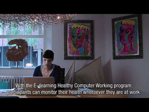 Promo - Healthy Computer Working
