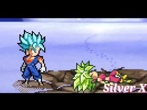 Vegito Blue VS Kefla