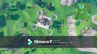 fortnite how to land without gliders GLITCH