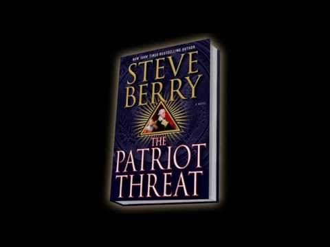 Steve Berry's THE PATRIOT THREAT (March 31, 2015)