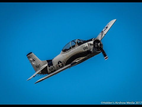 Trainer Aircraft @ 2017 Blue Angels Homecoming Air Show