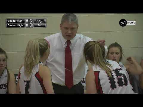 2018 Dairytown Classic - Girls - Citadel High vs. Sussex High