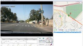 видео Видеорегистратор gs550
