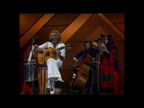 Georges Moustaki - Les eaux de Mars / Águas de Março (live)
