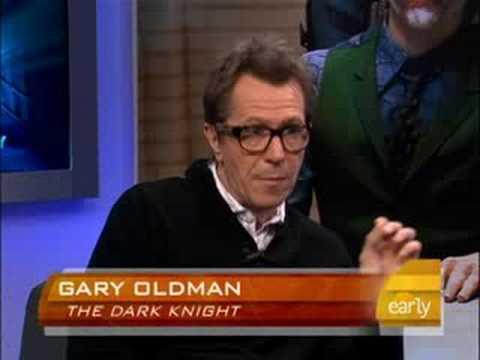 The Dark Knight's Gary Oldman