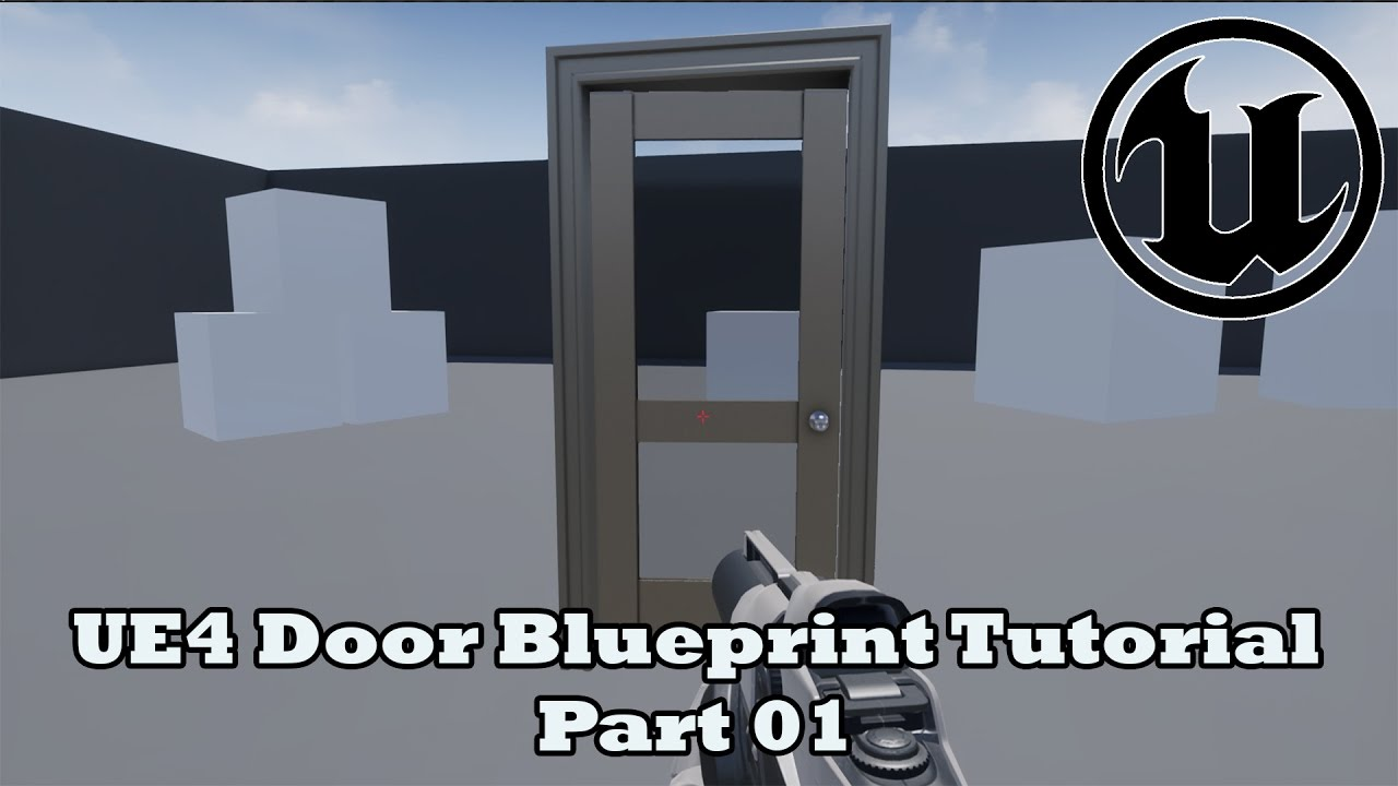 Unreal engine 4151 blueprint door part 01 devinleveldesign youtube unreal engine 4151 blueprint door part 01 devinleveldesign malvernweather Choice Image