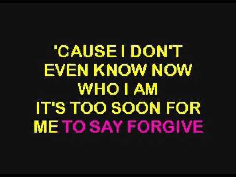 SC2389 03   Howard, Rebecca Lynn   Forgive [karaoke]
