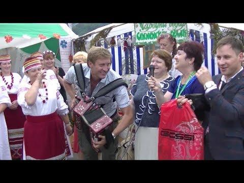 Браво Игорь!!!Зажег на славу, на Славянском базаре в Витебске!!!
