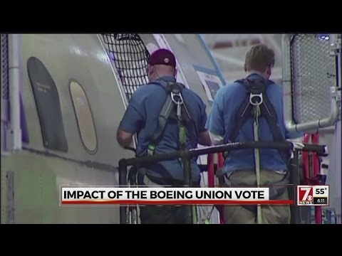 Boeing Vote Impact