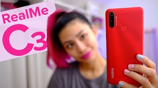 RealMe C3 unboxing & hands-on: Another budget contender?