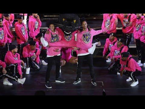 Beyoncé Coachella Weekend Performance 2  Les Twins  Saturday 21 April 2018