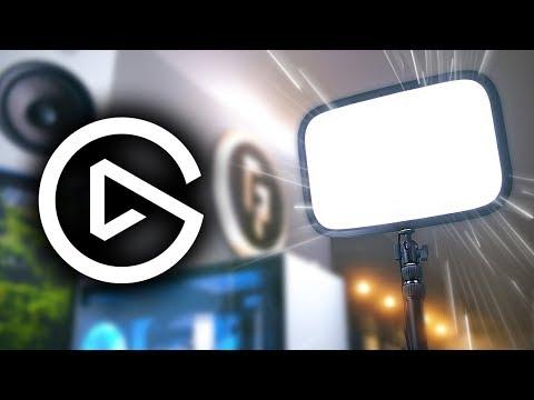 Best Lights For Streaming? Elgato Key Light Review!